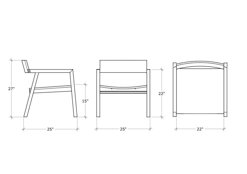 layout - dusseault lounge chair_1